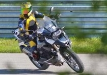 BMW R 1250 GS 2013, nuove foto