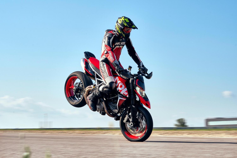 Ducati Hypermotard RVE: il concept diventa di serie