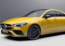 Mercedes-AMG CLA: nuovo pacchetto aerodinamico come optional su 35 e 45