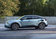Nuova Citroën C4: quanto è cambiata e sarà anche 100% elettrica