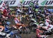 Mondiale Motocross MX1 e MX2 a Kegums. Gli orari TV del GP della Lettonia 2012