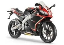 Aprilia RS4 125 Replica: disponibile con cambio rapido Aprilia Quick Shift