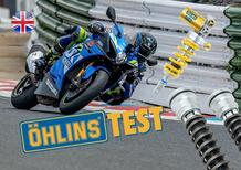 Guintoli: test Öhlins su Suzuki GSX-R1000 [VIDEO IN INGLESE]