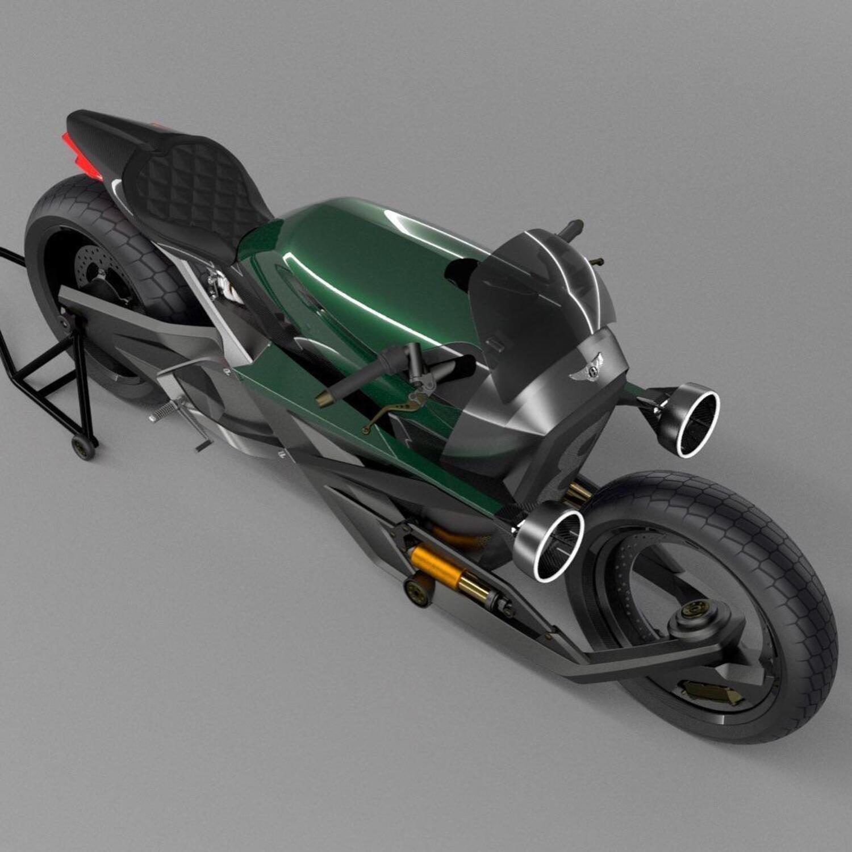 Bentley Voltage Racer: un'inglese elettrica. Ma c'è il trucco...