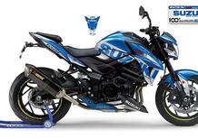 Suzuki GSX-S 750 replica MotoGP