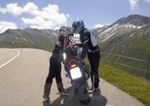 Viaggi in moto. Una coppia on the road!