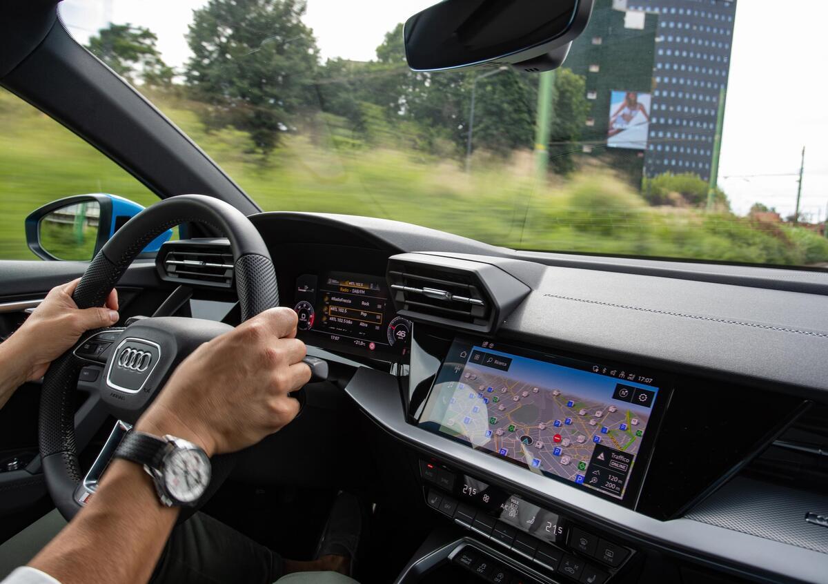 Audi A3 Sportback 2020 Fuori I Muscoli Prova Test Drive Su Strada Prove Automoto It