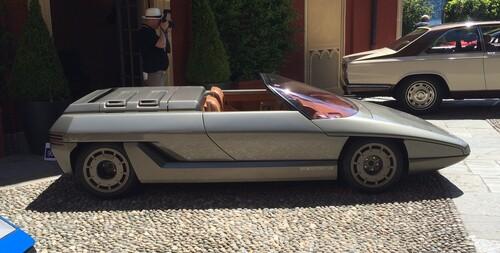 A Villa d'Este per la Coppa d'Oro: fra auto ricche di storia e prototipi futuristici (3)
