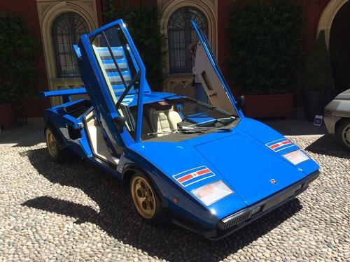 A Villa d'Este per la Coppa d'Oro: fra auto ricche di storia e prototipi futuristici (8)