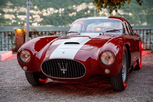 A Villa d'Este per la Coppa d'Oro: fra auto ricche di storia e prototipi futuristici