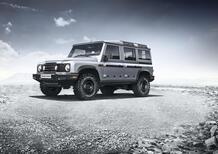 Ecco Ineos Grenadier, Anche in Italia il nuovo fuoristrada british: 4x4 puro e minimalista [motori BMW]