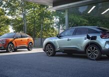Il nuovo passo Citroen, Per stile e auto elettrica: ecco C4 ed e-C4 [video anteprima]