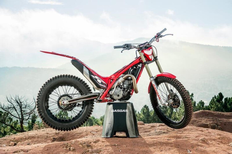 GasGas: gamma trial TXT GP 2020. Quattro modelli Factory Edition