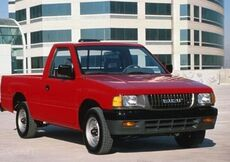 Isuzu Campo/Pick-up (1990-03)