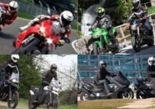 Le comparative di Moto.it 2012