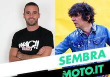 """Sembra Moto.it, Francesco Mandelli: """"Leclerc è il pilota più forte degli ultimi 30 anni"""""""