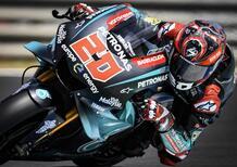 MotoGP. Quartararo vorrebbe correre anche al Mugello