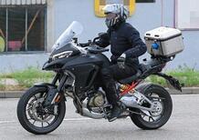 Ducati Multistrada V4: due le versioni. Nuove foto