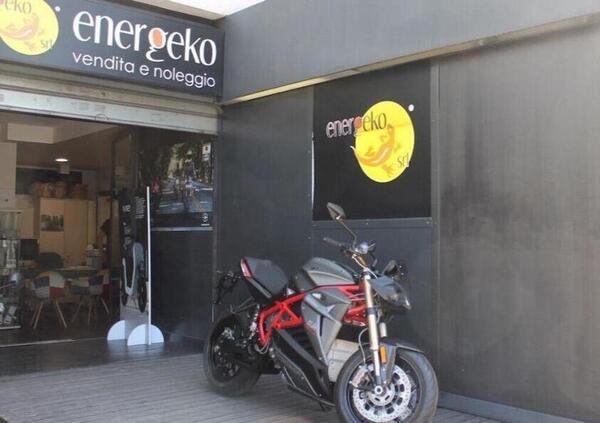 Energeko Roma: tutta la gamma Energica a tasso zero