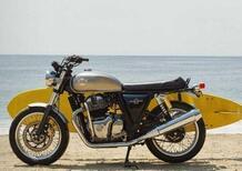 Moto in UK. La Royal Enfield 650 è la più venduta