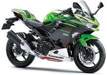 Kawasaki Ninja 400: le nuove livree (ma per la Thailandia)