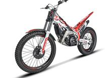 Betamotor EVO, gamma Trial 2021. Debutto in gara