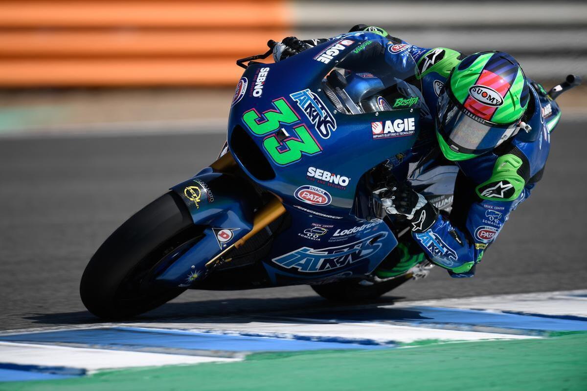 Moto2. Enea Bastianini vince il GP di Andalusia 2020 a Jerez. Podio tutto  italiano - MotoGP - Moto.it