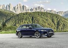 Audi A4, ecco il model year 2021