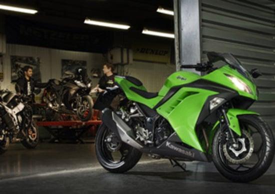 Kawasaki Ninja 300, la parola ai concessionari