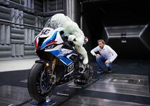 La BMW S1000RR SBK migliorata grazie a un Laverty in 3D