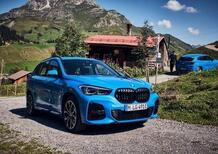 SUV ibrido, Premium, Tedesco.. Plugin? Come va la novità BMW: X1 Xdrive25e [220CV]