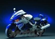Suzuki Hayabusa: raduno in Italia a settembre. La storia del modello