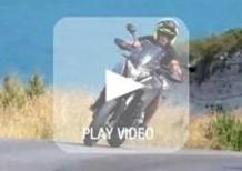 Michele Pirro a spasso in Puglia con Honda Integra e Crosstourer