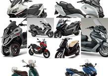 Consigli per gli acquisti: 10 maxi scooter usati per viaggiare
