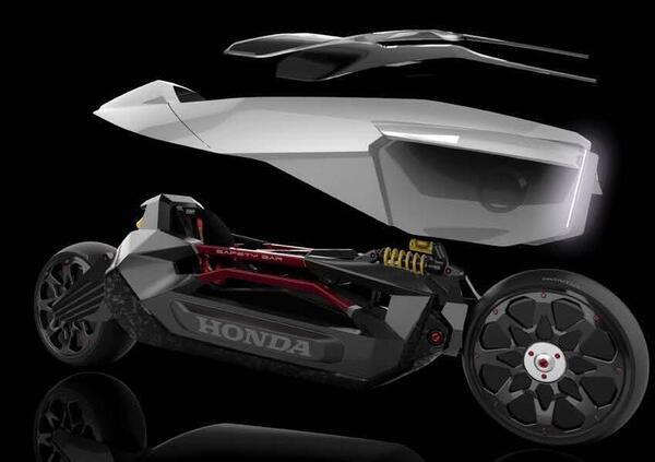 Ecco come saranno le moto nel 2025 [GALLERY]