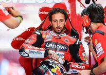"""MotoGP 2020. Dovizioso: """"C'è qualcosa di strano, la situazione non è chiara"""""""