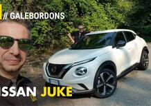 Nissan Juke: il crossover coupè è diventato grande [Video]