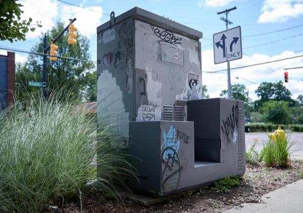 NoMoto, il concept elettrico di mimesi urbana
