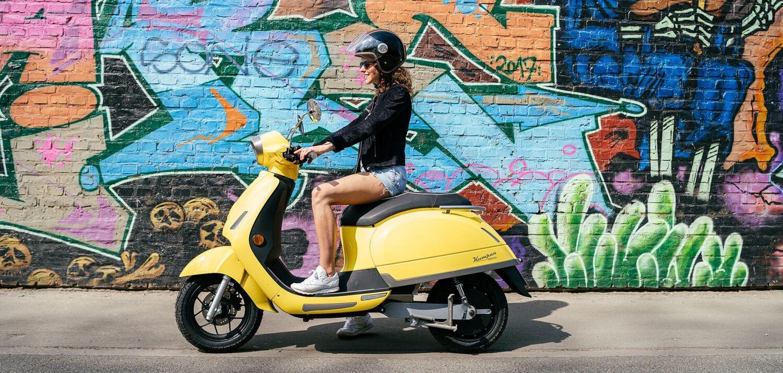 Piaggio: rigettata la segnalazione di plagio Vespa contro lo scooter Kumpan