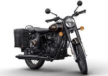 Royal Enfield Classic Tribute Black: arriva in Europa