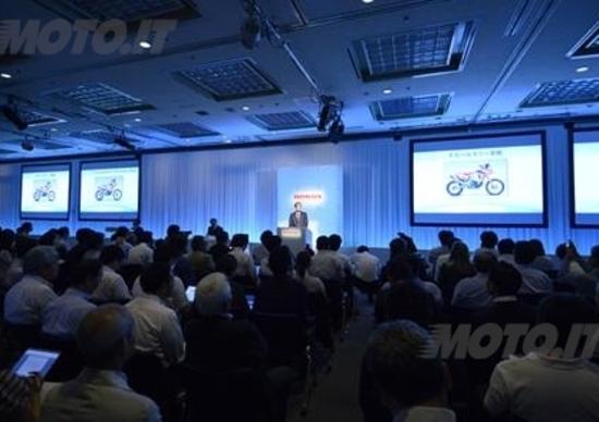 Honda: Arriveranno le sorelle maggiori delle NC700. E vinceremo alla Dakar