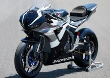 Dalla HRC la nuova Honda CBR600RR Race base model
