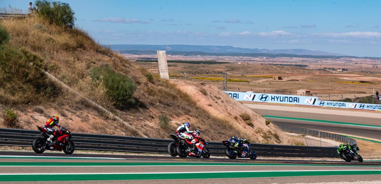 SBK 2020, GP Aragon: Sykes pericoloso e scorretto