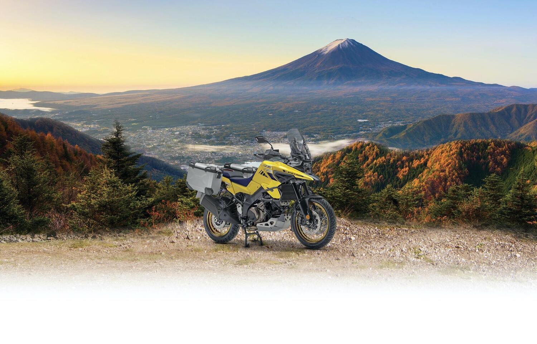 Nuova Suzuki V-Strom 1050 XT Pro: prezzo, foto e dotazione