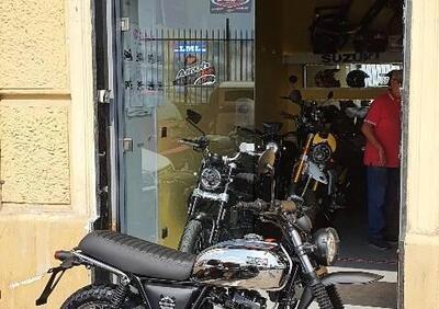 Brixton Motorcycles Felsberg 125 (2019 - 20) - Annuncio 8137230