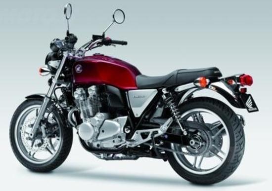 Intermot 2012: La nuova Honda CB1100