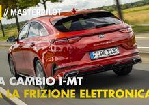 """Kia: nuovo cambio manuale iMT """"intelligente"""". Ha la frizione (quasi) automatica"""