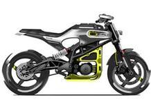 E-Pilen, la moto elettrica di Husqvarna