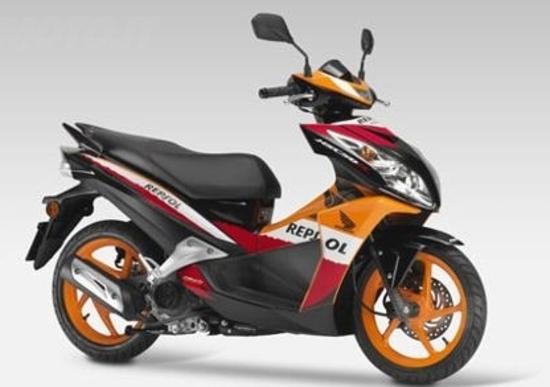 Intermot 2012: Il nuovo Honda NSC50R