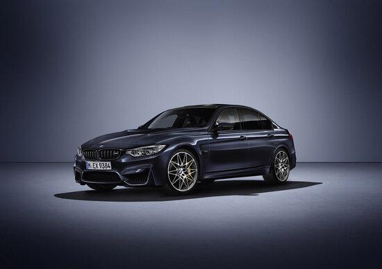 """BMW M3, ecco la """"special"""" per i 30 anni"""